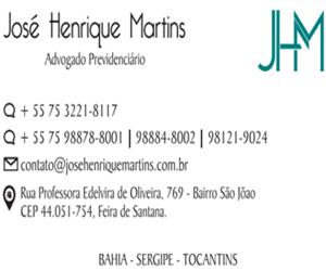 ADVOGADO JOSE HENRIQUE