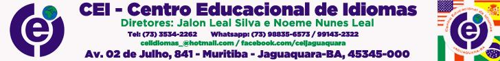JAGUAQUARA - ESCOLA DE IDIOMAS - (Cota Fátima Oliveira)