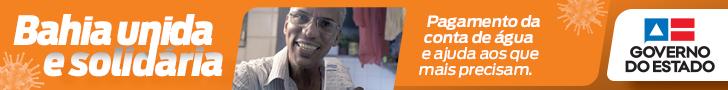 Governo do Estado , campanha Mais Saúde Bahia 0420