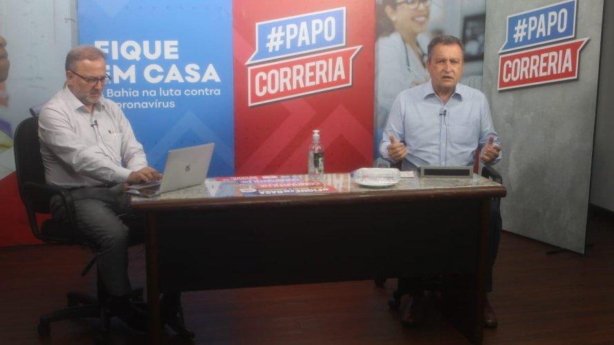 Governador anuncia retomada do atendimento das policlínicas com medidas de segurança