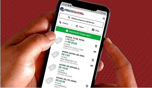 Aplicativo Preço da Hora Bahia tem mais de cem mil downloads