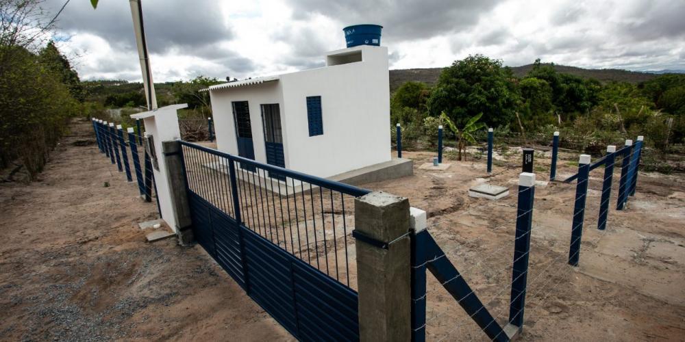 Sistemas de abastecimento vão levar água de qualidade para 24 mil pessoas da região de Seabra e Jacobina