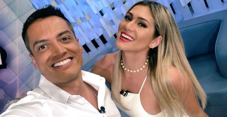 Para diretor do SBT, Lívia Andrade voltar a trabalhar com Leo Dias não afeta em nada