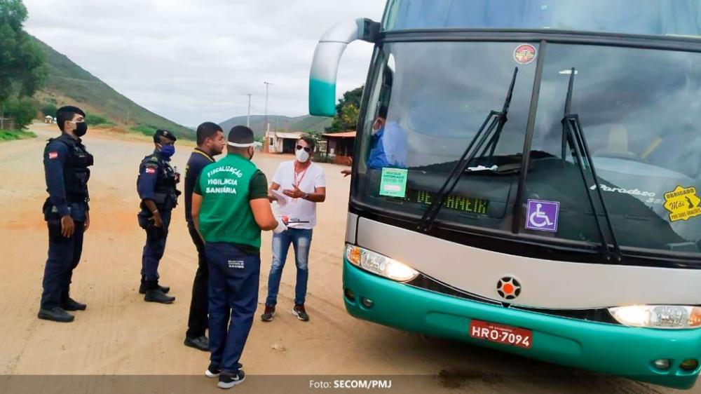 Prefeitura de Jequié amplia atuação da Guarda Municipal durante pandemia da Covid-19