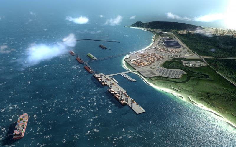 Governo assina acordo para gestão de recursos socioambientais do Porto Sul