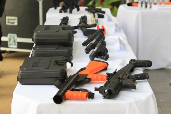 Governo investe R$ 7,8 milhões em equipamentos para agentes penitenciários