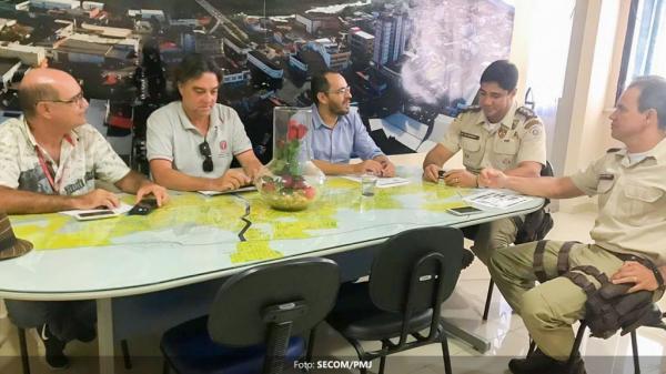 Prefeitura de Jequié inicia reuniões com órgãos de segurança sobre eventos públicos