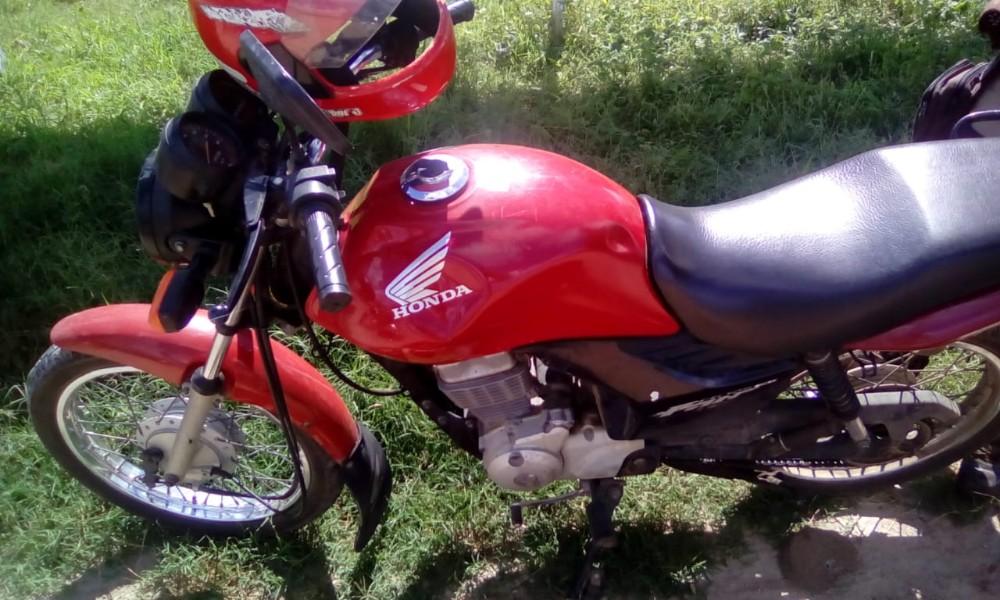 Mais duas motocicletas roubadas são recuperadas por Policiais Militares da 65ª CIPM