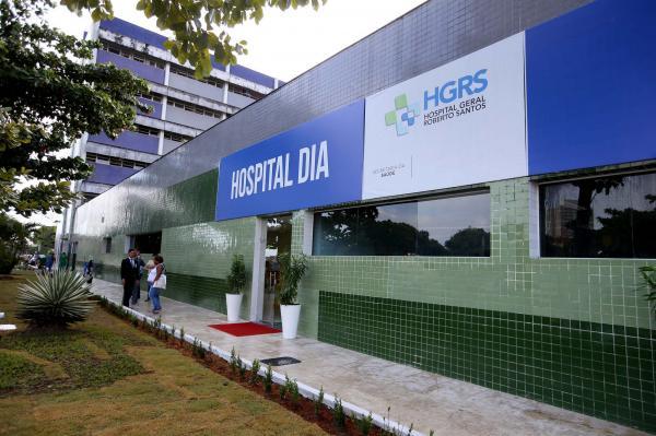 Hospital Dia do HGRS alcança marca de 2,5 mil procedimentos