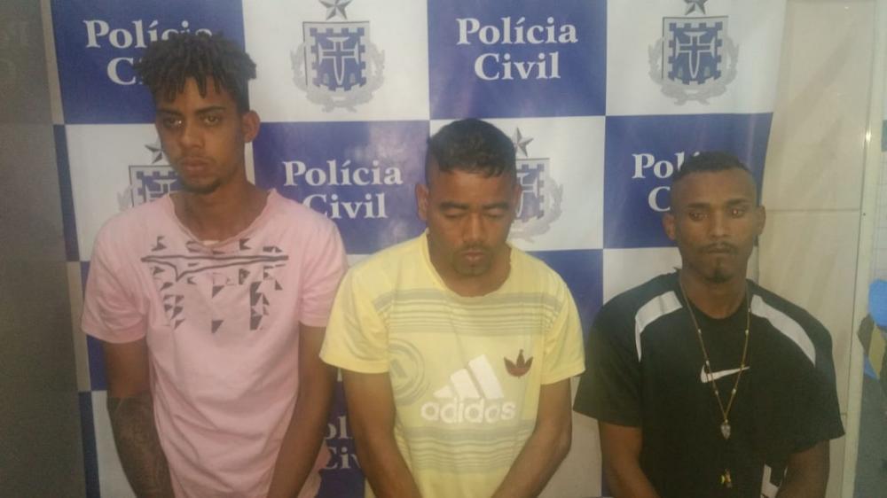 Polícia Civil de Jequié cumpre mandados de prisão e busca e apreensão
