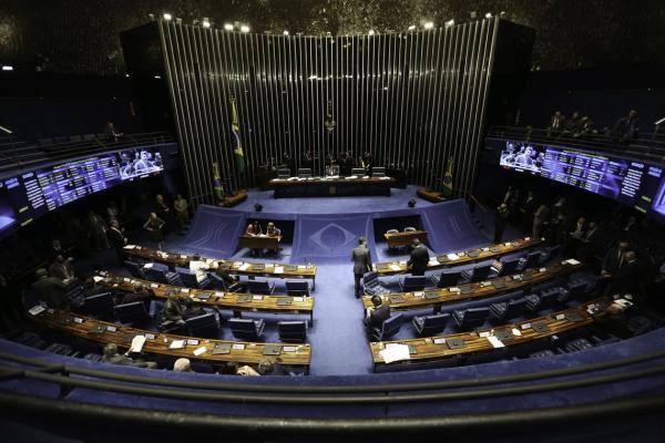 Decisão sobre mesa do Senado pode não ser concluída na sexta