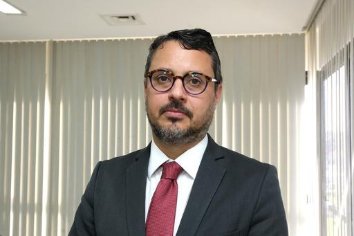 Fausto Franco, secretário de Turismo da Bahia / Foto: Camila Souza/GOVBA