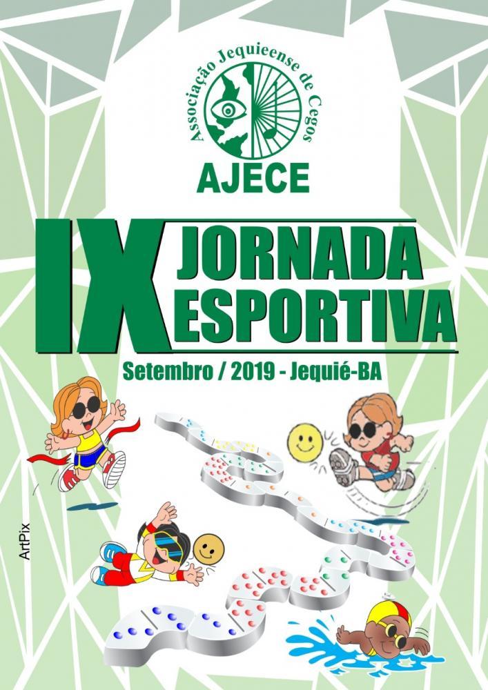 AJECE realiza lX Jornada Esportiva