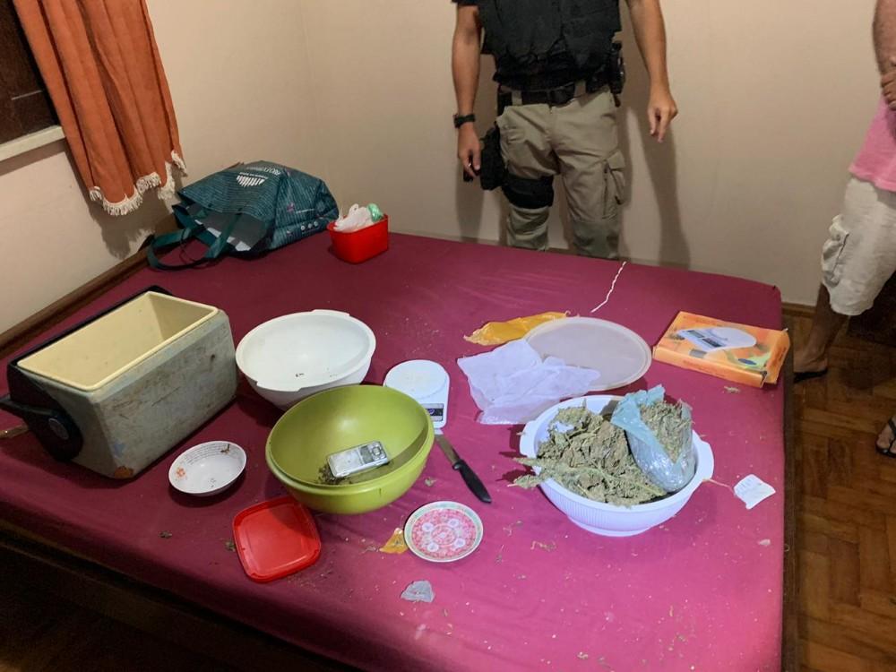 Policia Civil cumpre mandados em operação Brejões e Maestria na cidade de Jaguaquara