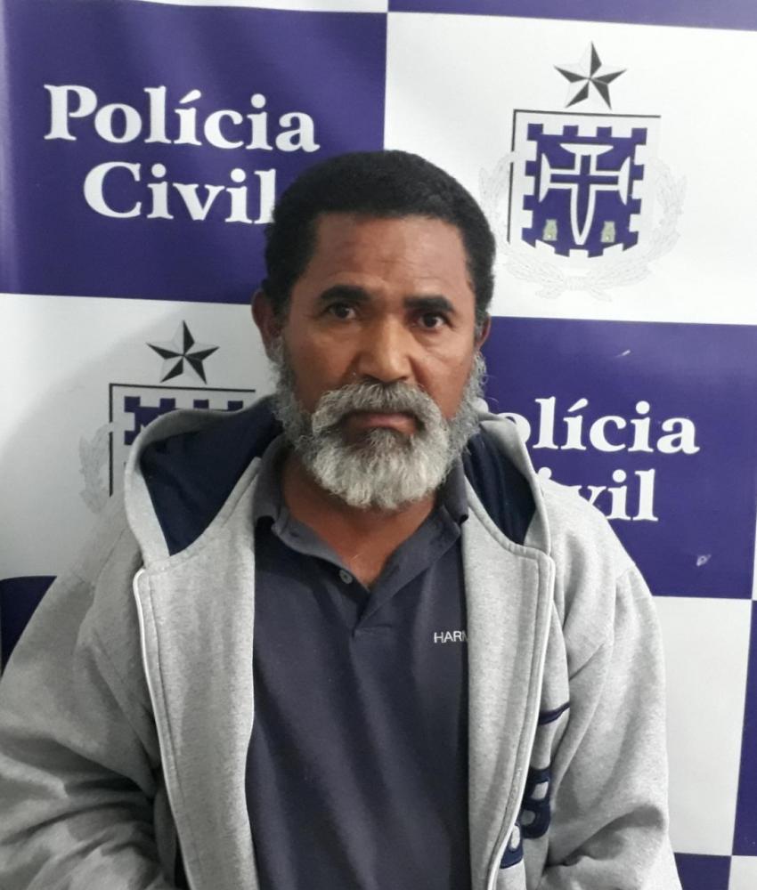 Policia Civil de Jaguaquara cumpre mandado de prisão contra