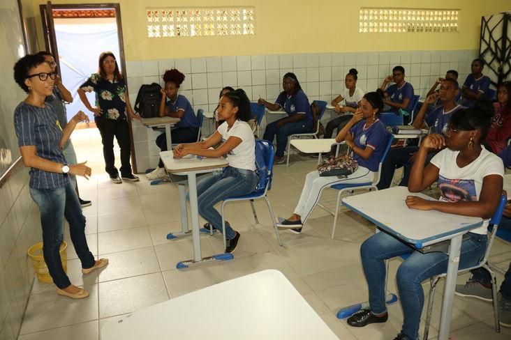 Estudantes em toda a Bahia participam de avaliação de Língua Portuguesa e Matemática