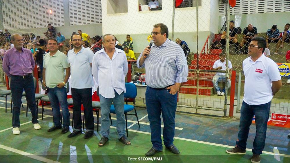 Prefeitura de Jequié dá início aos Jogos e Recreações 2019