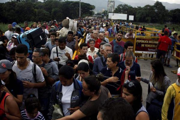 Brasil vai ser um dos três pontos de ajuda humanitária à Venezuela