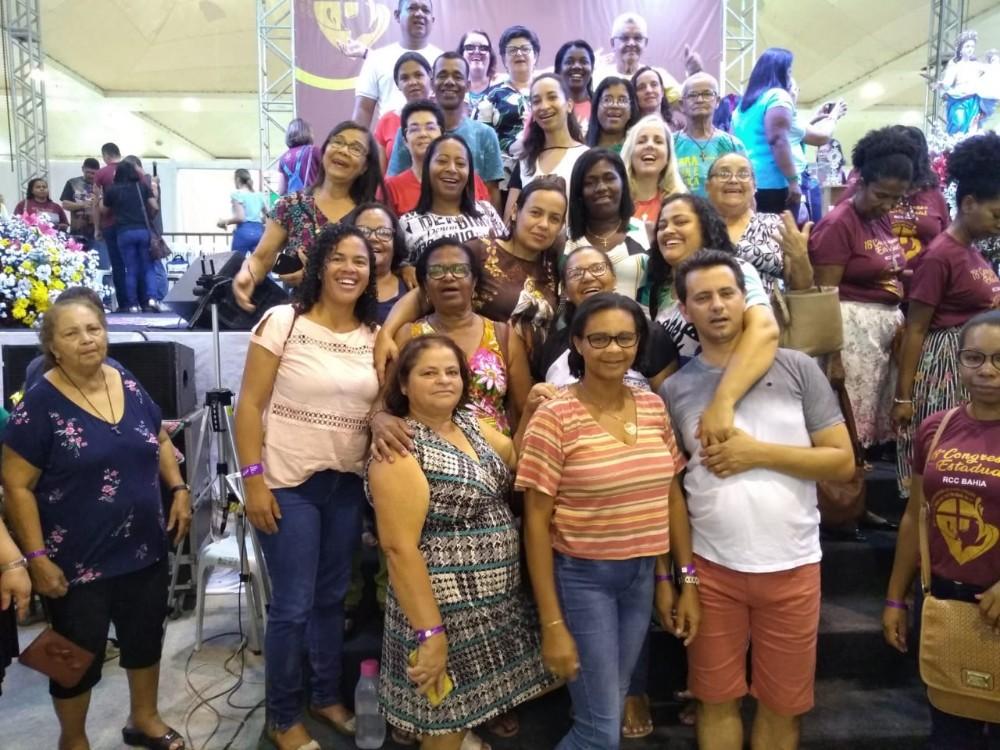 Renovação Carismática Católica da Bahia realiza o 18º Congresso Estadual