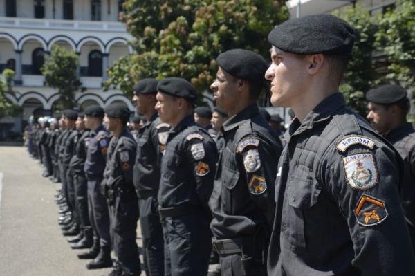 Rio tem sexto policial militar morto em 2019