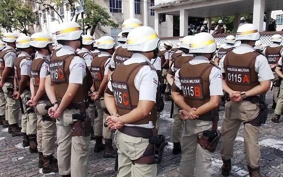 Segundo dia do Enem terá segurança de 3.134 policiais militares