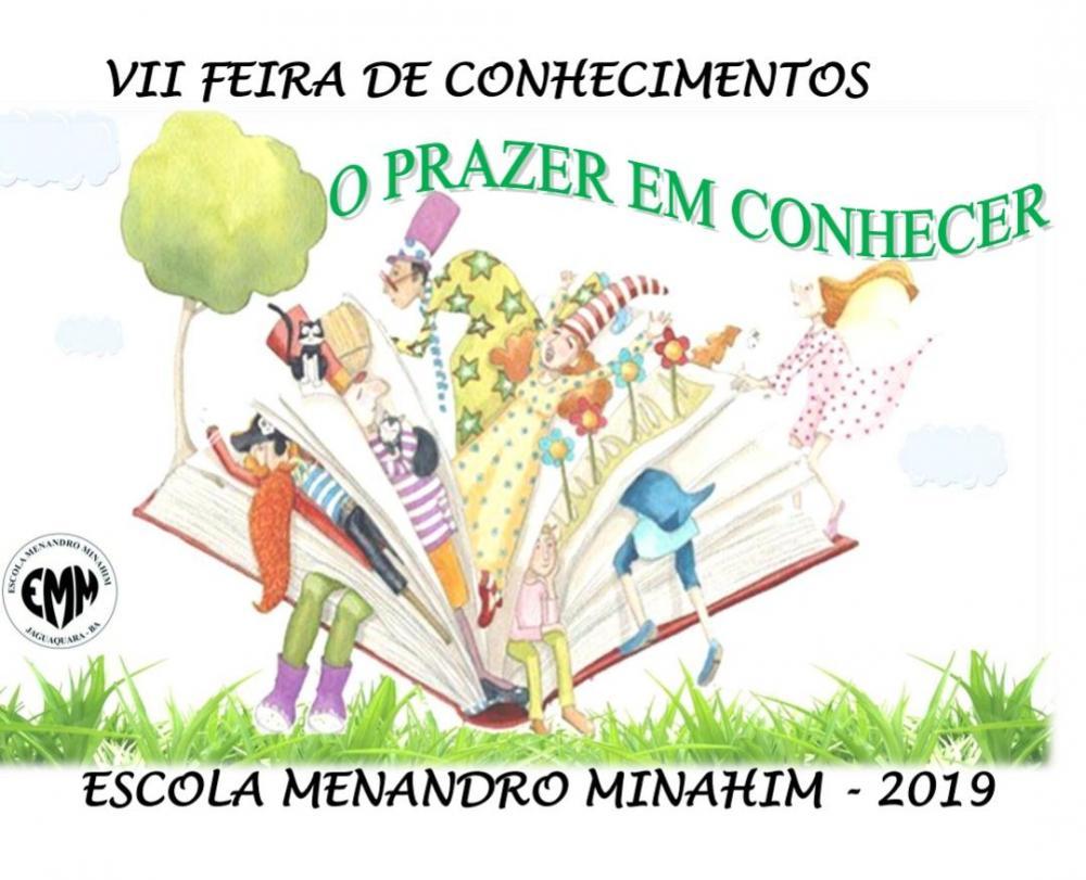Fonte: Escola Menandro Menahim