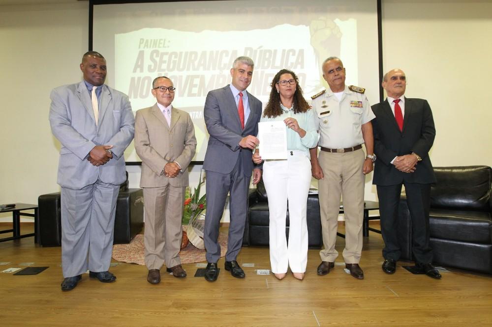 SSP e Sepromi firmam parceria para criação de Centro de Referência Étnico Racial