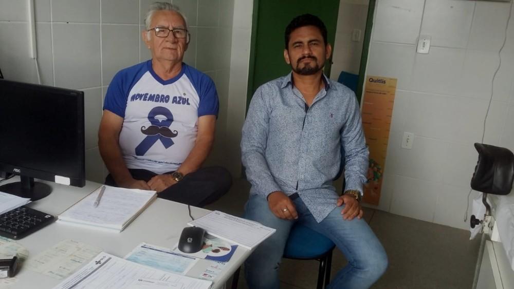 USF Jorge Amado em Jaguaquara realiza sensibilização Novembro Azul