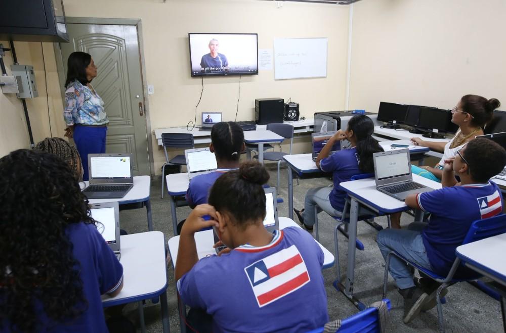 Internet nas Escolas chegará a mais 74 unidades estaduais em 2020