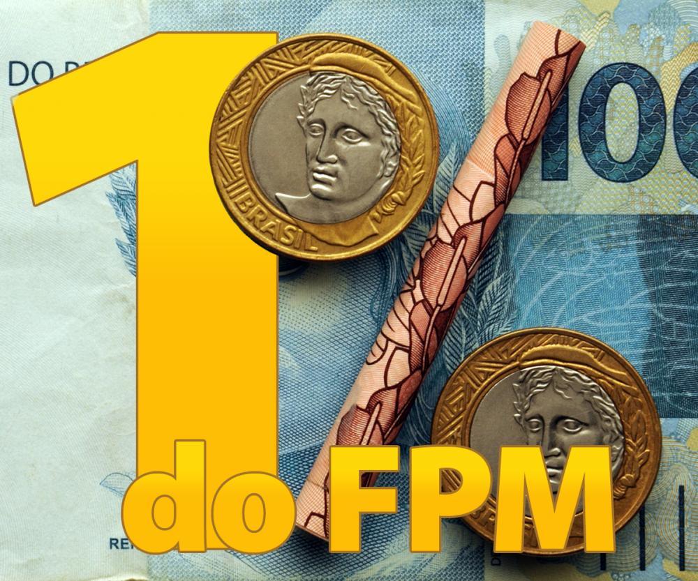 FPM: 1% de dezembro será creditado nesta segunda (9), Jaguaquara receberá R$ 1.482.043,92 extra.