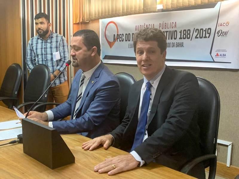 Zé Cocá preside Frente Parlamentar de Defesa da Política de Consórcios Públicos
