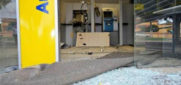 Em cinco anos, roubos a bancos têm queda de 74% na Bahia
