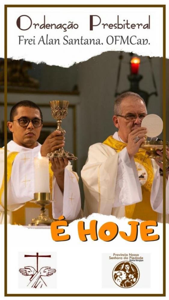 Filho da terra será ordenado sacerdote em Jaguaquara