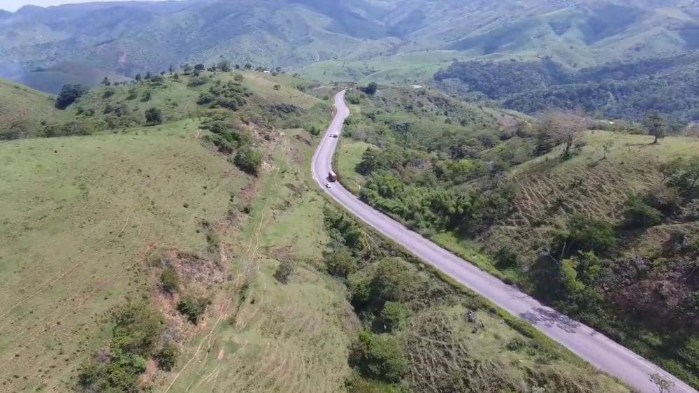 Campanha orienta motoristas que trafegam pela Serra do Marçal