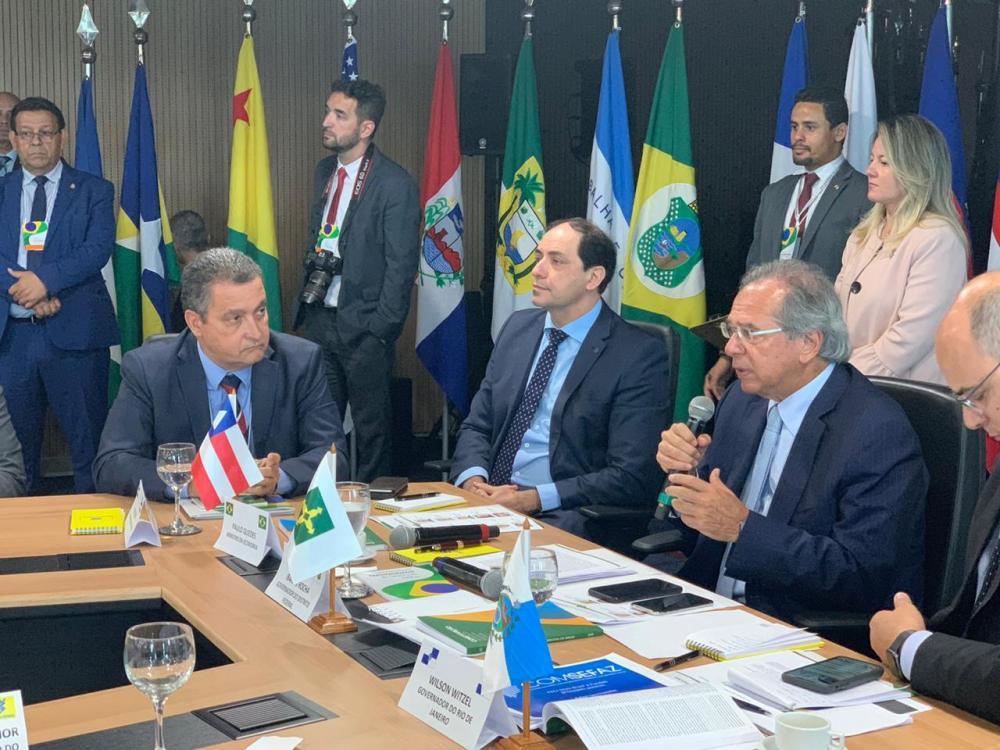 Rui Costa, diz que ICMS cobrado pelo Estado da Bahia é o mesmo há 8 anos