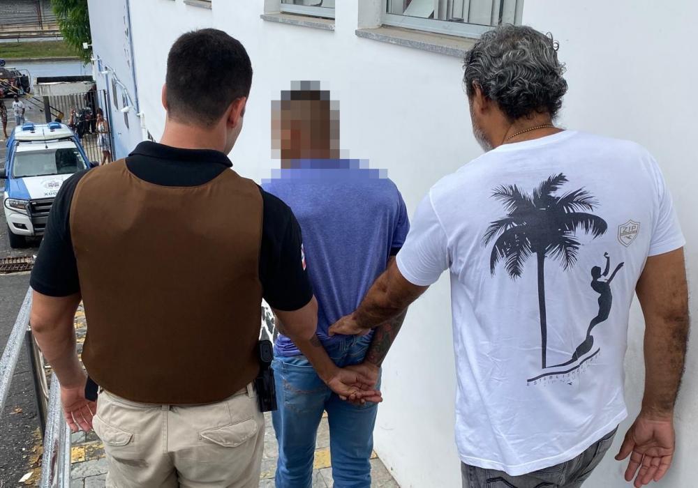 Operação localiza suspeito de atingir três pessoas no Circuito Osmar