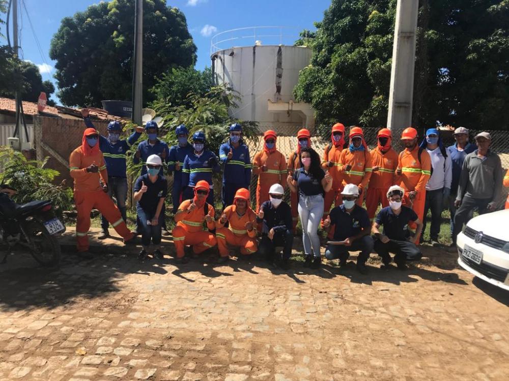 Moradores da Agrovila 02 receberá água potável de concessionaria